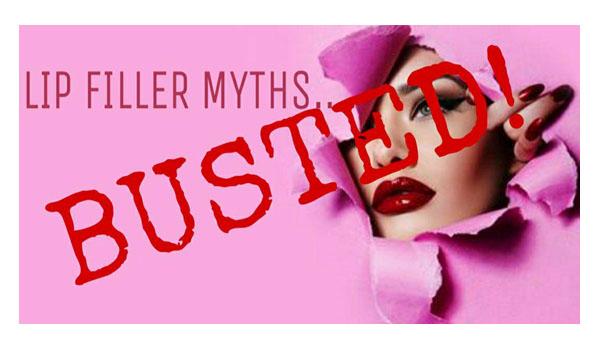lip filler myths busted