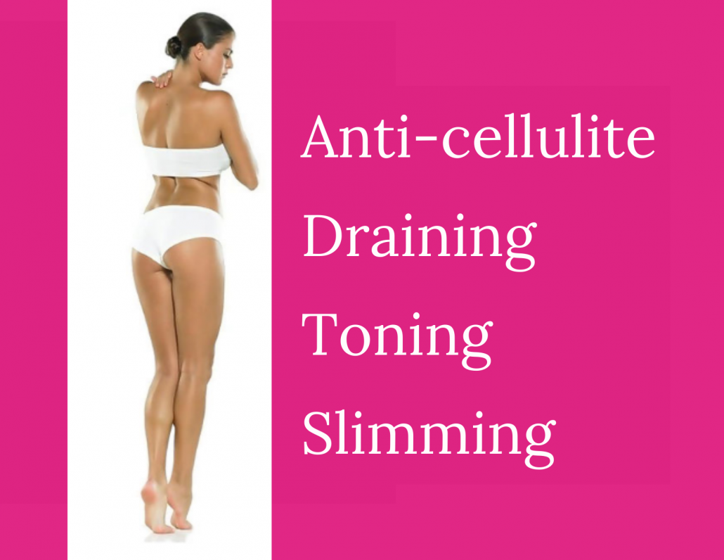 lymphatic massage to treat cellulite